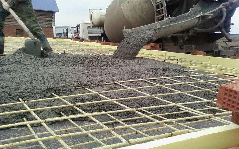 Как высчитать сколько нужно бетона на фундамент