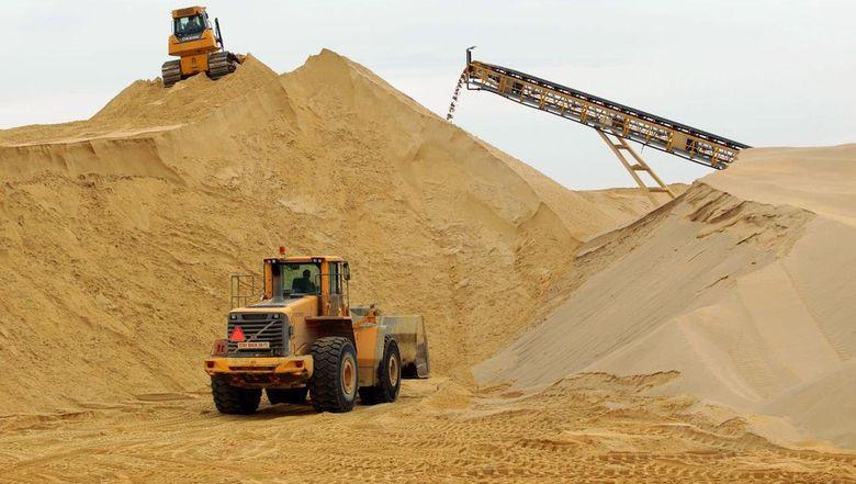 Сколько весит 1 куб песка
