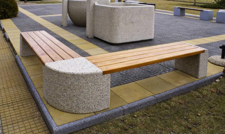 МАФ из бетона